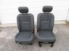 2010-2014 DODGE RAM TRUCK - 1500 - 2500 FRONT SEATS