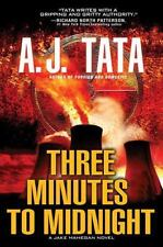 Three Minutes to Midnight (Jake Mahegan Novels) - Brand New