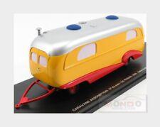 Trailer Caravan Assomption Circus Pinder 1958 PERFEX 1:43 PE116Pi