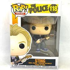 Funko Pop! The Police 118 - Sting