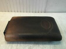 FORD EXPEDITION KING RANCH 2003-2006 LEATHER ARMREST CENTER CONSOLE LID