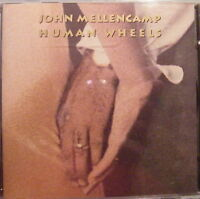 CD John Mellencamp / Human Wheels – Rock Album 1993