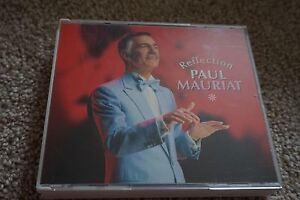 Rare Paul Mauriat Japan 3CDs Box Set- Reflection