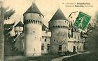 Carte MALESHERBES Château de Rouville Côté Ouest La calèche