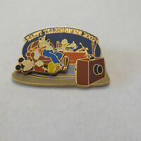 Disney WDW Happy Thanksgiving 2002 FAB 3 After Dinner 3D Pin