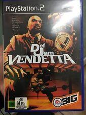 Def Jam Vendetta PS2