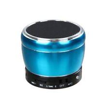 Docking station e mini speaker blu per lettori MP3