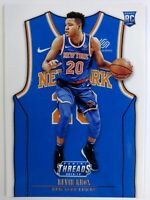 2018 18 Panini Threads Kevin Knox Rookie RC #145, New York Knicks