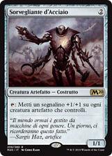 MTG STEEL OVERSEER EXC - SORVEGLIANTE D'ACCIAIO - M20 - MAGIC