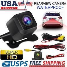 Car Rear View Backup Camera 170º Parking Reverse Back Up Camera Waterproof CMOS