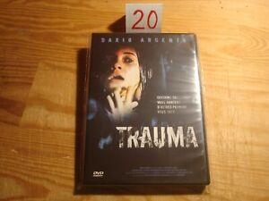 DVD : Trauma - Dario Argento - Comme NEUF