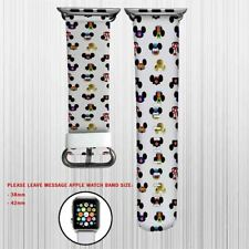 Custom Wristwatch Bands Apple Watch Band Mickey Mouse 38mm 42mm