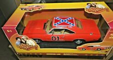 ertl THE DUKES OF HAZZARD GENERAL LEE  DODGE CHARGER  NEW