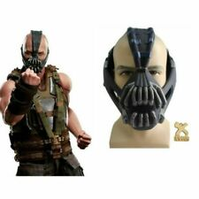 Xcoser Batman Limited Time Bane Mask and Voice Changer Cosplay Replica Halloween