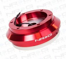 NRG Short Hub Steering Wheel Adaptor Civic / S2000 / Pr​elude / CRV / CRZ (RED)
