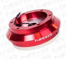 NRG Short Hub Steering Wheel Adaptor Civic / S2000 / Prelude / CRV / CRZ (RED)