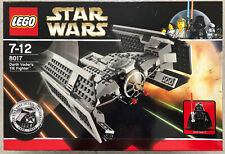 LEGO STAR WARS (8017) – DARTH VADER'S TIE FIGHTER - BRAND NEW - NISB!