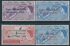 Pre-Decimal Postage Bermudian Stamps