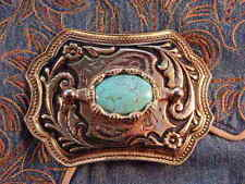 Men's Cowboy and Western Belt Buckles