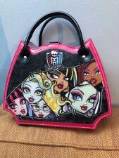 Monster High Makeup Case 10 x 8 Excellent Condition