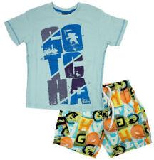 Vêtements bleus en polyester pour garçon de 11 à 12 ans