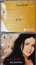 2 x NORAH JONES - Sunrise + Those Sweet Words   CD Single    NEU+OVP!