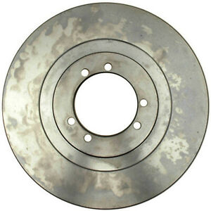 Disc Brake Rotor-Non-Coated Front,Rear ACDelco 18A1415