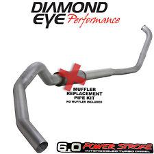 Diamond Eye 5 Inch Turbo Back Exhaust 2003-2007 Ford Powerstroke 6.0L Diesel
