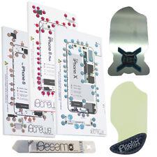 Para iPhone 8 8+ Plus X ISCREWS organizador Mat Bandejas + iplastix + Spudger + Iflex
