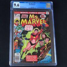 Ms. Marvel #1 (1977) 💥 CGC 9.6 NM+ 💥 1st Carol Danvers as Ms. Marvel! Comic