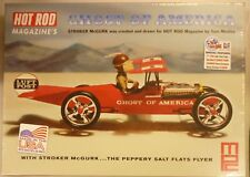 MPC 1/18 Stroker McGurk Ghost Of America Flying Car Model Kit New