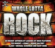 Whole Lotta Rock Various Artist 2 CD Boxset
