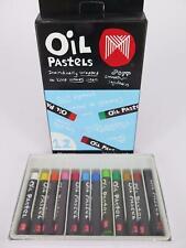 Micador Oil Pastels 12 Pack OPM112