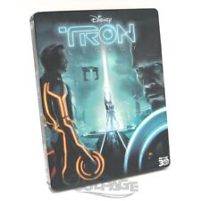 Tron: Legacy 3D [Steelbook] [Blu-Ray] NEU / sealed