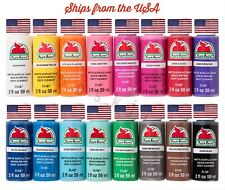 ****** Free Shipping on 5 or more ****** Apple Barrel Matte Acrylic Paint. 2 oz.
