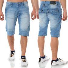 Markenlose bequem sitzende Herren-Shorts & -Bermudas aus Baumwollmischung