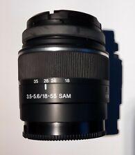 MINT! Sony AF AF 18-55mm F3.5-5.6 DT SAM ø55mm