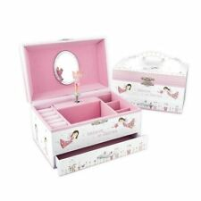 Floss & Rock Fairy Blossom Musical Jewellery Trinket Box Storage Girls Gift Idea
