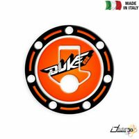 ADESIVO TAPPO BENZINA RESINA ARANCIO FOR KTM 200 Duke 4T 2010-2017