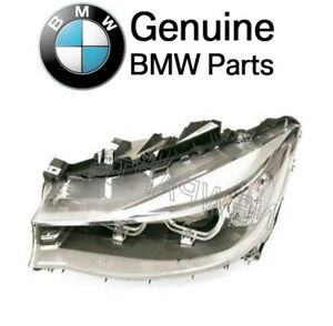 For BMW F34 328i xDrive GT Driver Left Bi-Xenon Headlight Assembly AKL Genuine