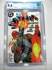 Superman 4 CGC 9.6 1st Appearance Bloodsport Suicide Squad 2 Movie HOT! 2