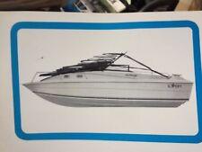 Cantieri Ilver Ecstasy 7 barca brochure advertisement  '70 nautica boat yacht