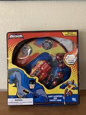 DC Batman, Dart Launcher and Target Game