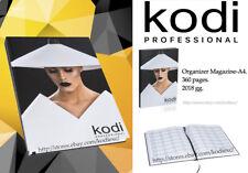 Kodi Professional CUSTOMER'S RECORD LOGS Magazine Journal notebook (A4, 360 pag)