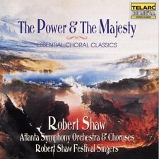 Robert Shaw - Power & the Majesty [New CD]