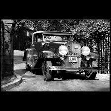 Photo A.010069 FRANKLIN MODEL 153 4-DOOR SPEEDSTER (DIETRICH) 1931
