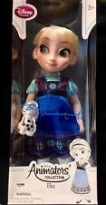 IDINA MENZEL signed FROZEN Animator's Collection Doll w/ PSA/DNA Elsa + Proof