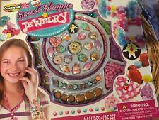 Kids Sweet Shoppe Jewellery Making Set. Necklace, Bracelet. Design. Create. Fun.