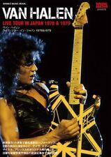 Van Halen Live Tour in Japan 1978 & 1979 (Shinko Music MOOK) Mook - 2018/7/11 In