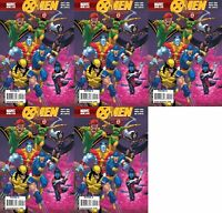 Uncanny X-Men: First Class #2 (2009-2010) Marvel Comics - 5 Comics